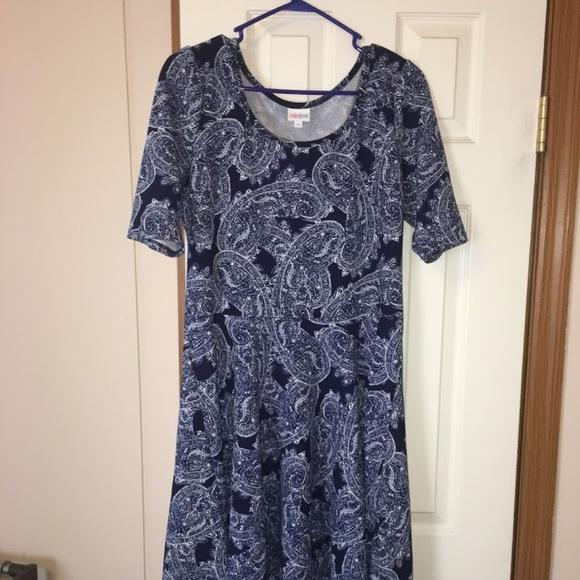 LuLaRoe Dresses & Skirts - Lularoe Nicole